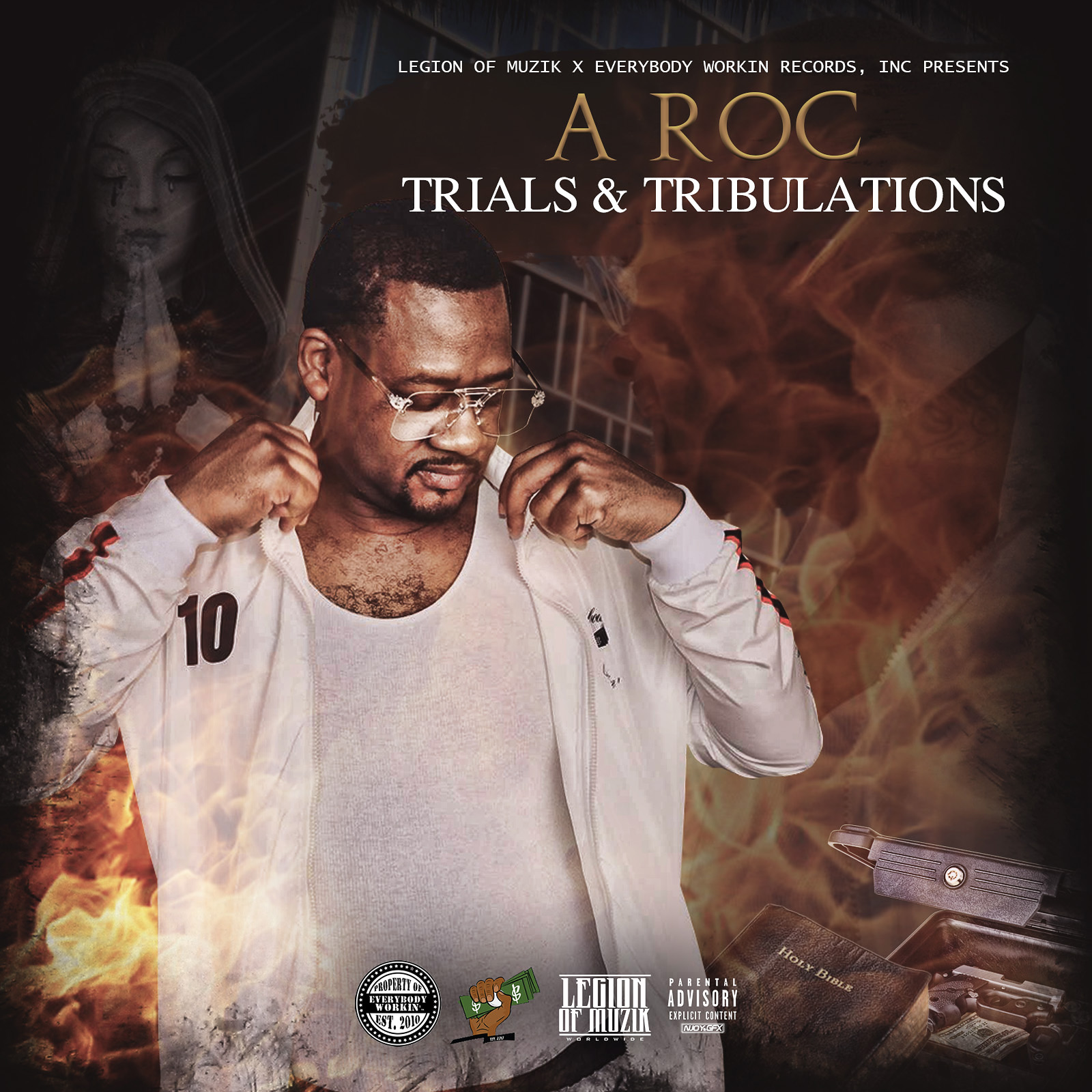 TRIALS AND TRIBULATIONS ALBUM
